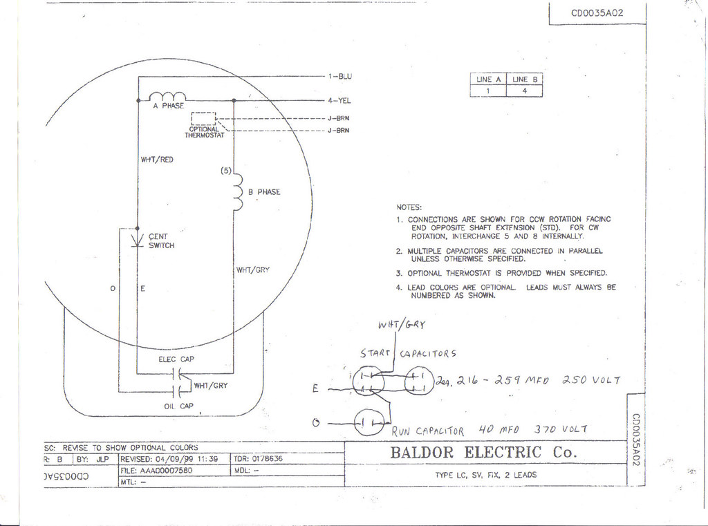 baldor 5hp motor wiring diagram schematic baldor wiring diagram | charles_jones149 | flickr 120v 2 sd motor wiring diagram schematic #14