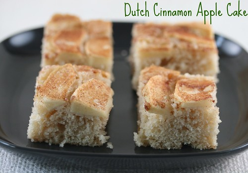 Dutch Cinnamon Apple Cake | by Food Librarian