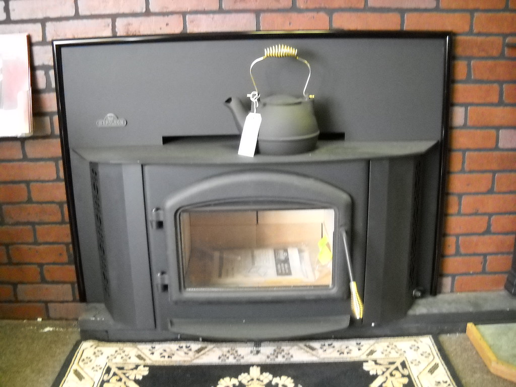 Napoleon Epi1402 Wood Burning Fireplace Insert