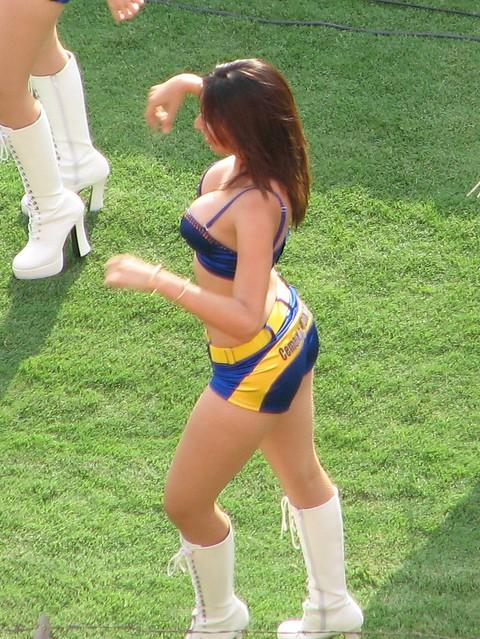 Tigres Vs Monterrey >> Las Chicas Cemento Monterrey   Tigres vs. Monterrey - Clasic…   Flickr