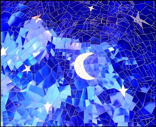 Mosaic Sky Photograph by Jonathan Keys