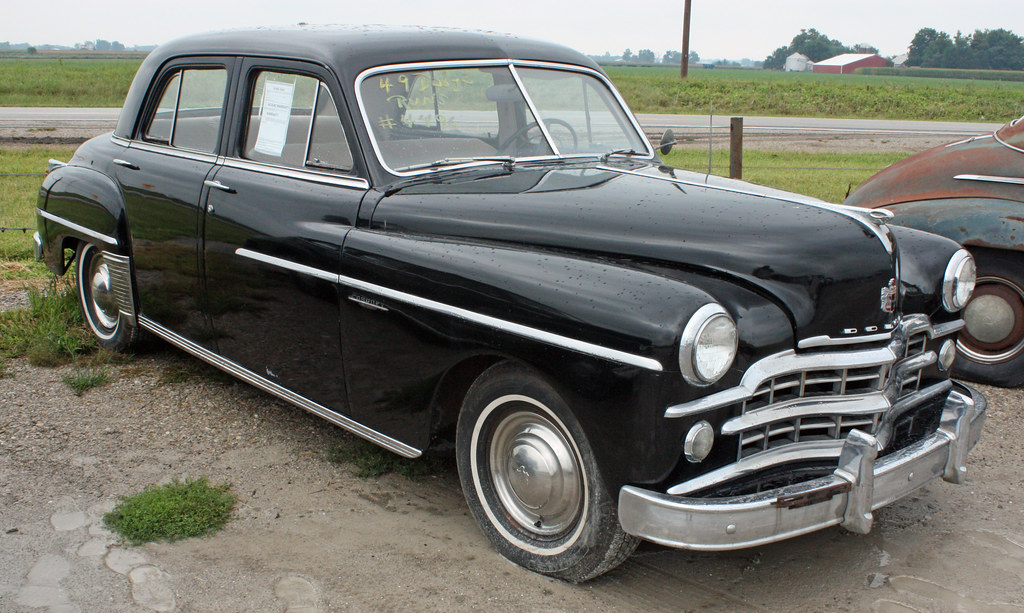 1949 dodge coronet 4 door sedan 3 of 9 interested in