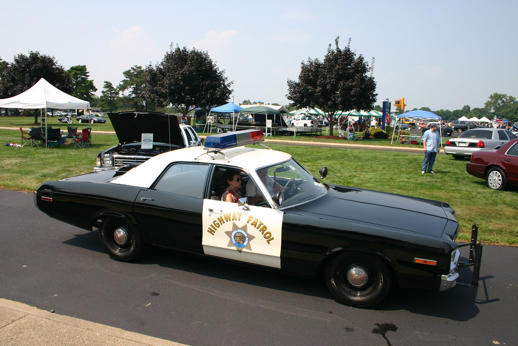 Old Chp Cars For Sale