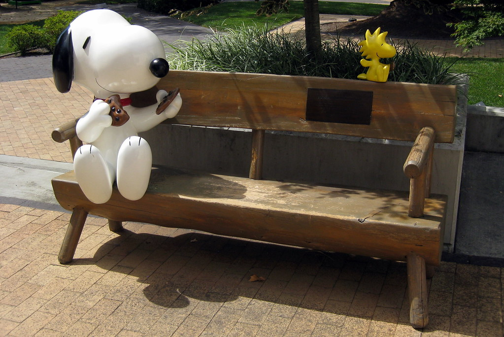 ... California   Santa Rosa: Charles M. Schulz Museum And Research Center    Charles M Part 65