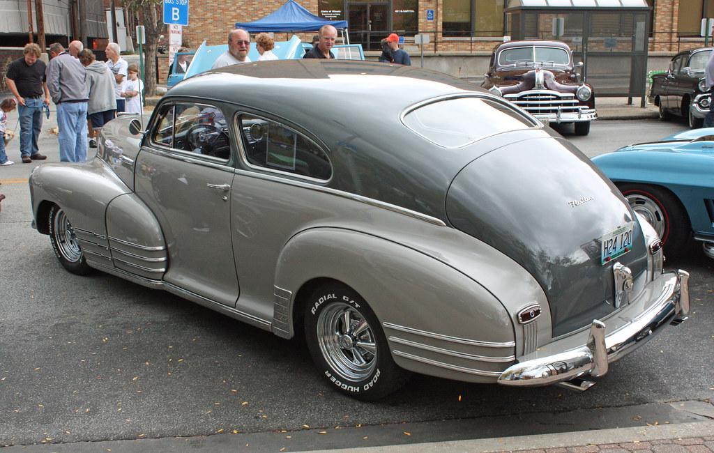 1948 chevrolet fleetline 2 door aerosedan street rod 7 of for 1948 chevy 2 door