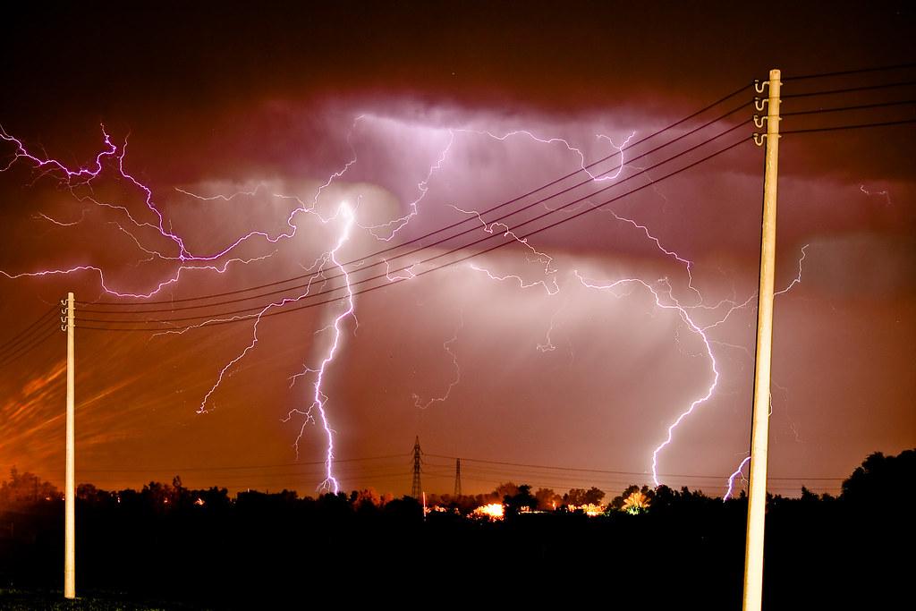 Image result for man made lightning