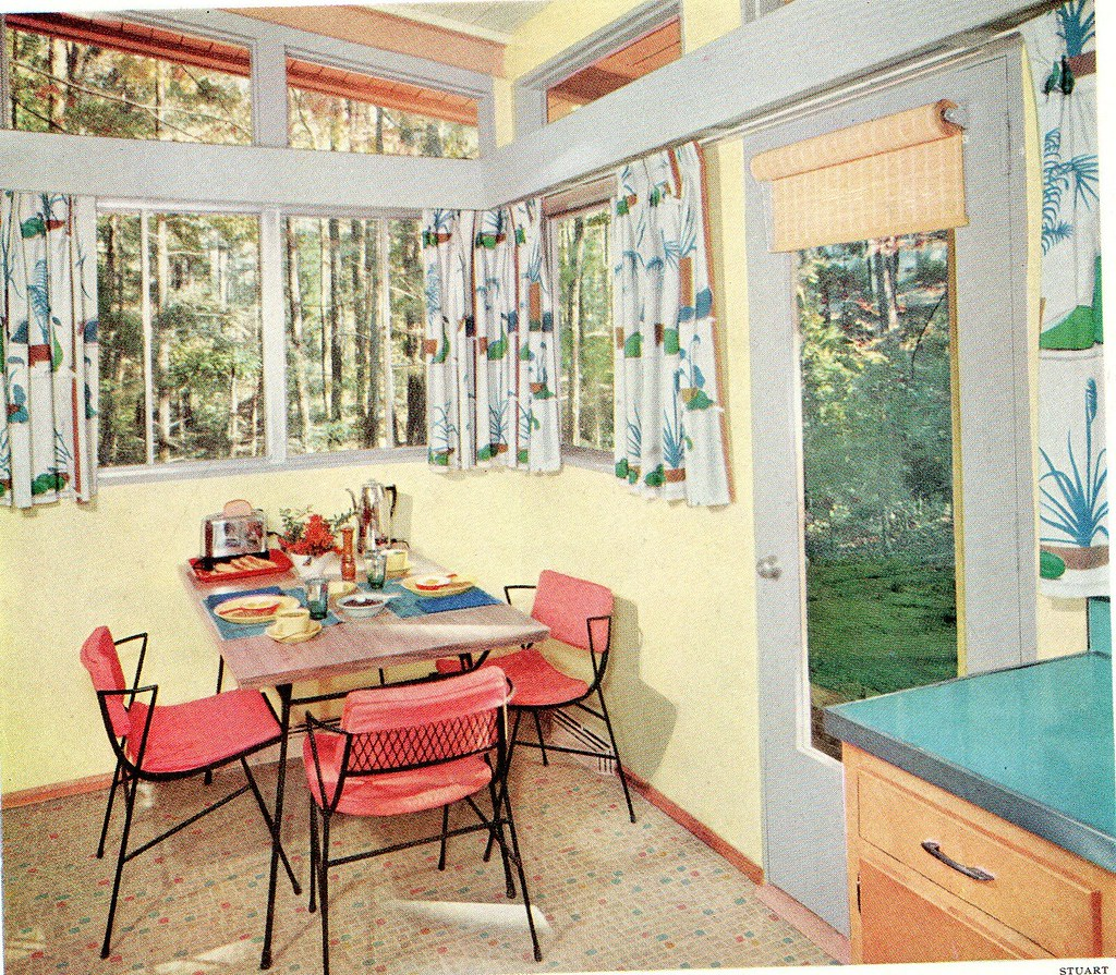 1950S Decor Prepossessing 1950's And 60's Furniture And Decor  Flickr Decorating Design