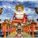 Smiling Buddha | Wat Plai Laem | (Koh) Samui Island