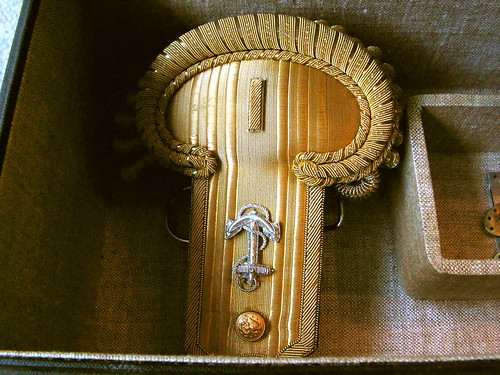 Vintage 1930s Annapolis Military Shoulder Decoration Flickr