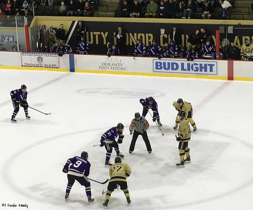 Black Knights vs. Niagara University