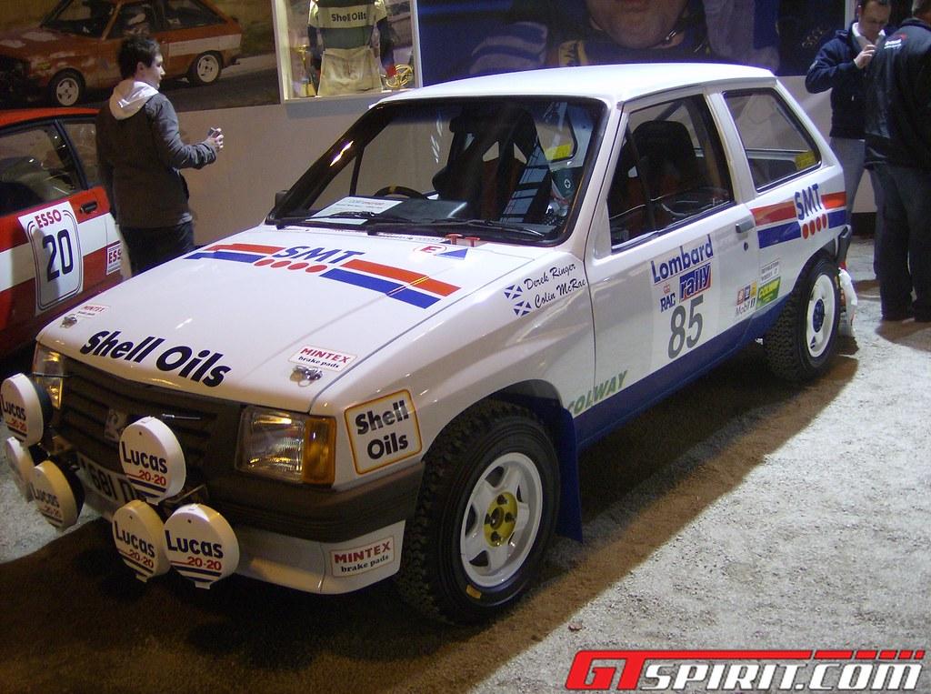 Vauxhall Nova Rally Car For Sale