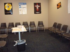 Youth Ministry Room Design