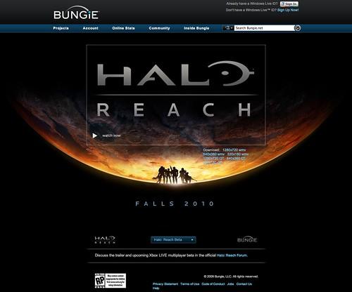 Bungie Net Halo Reach Www Bungie Net Projects Reach Pre Flickr