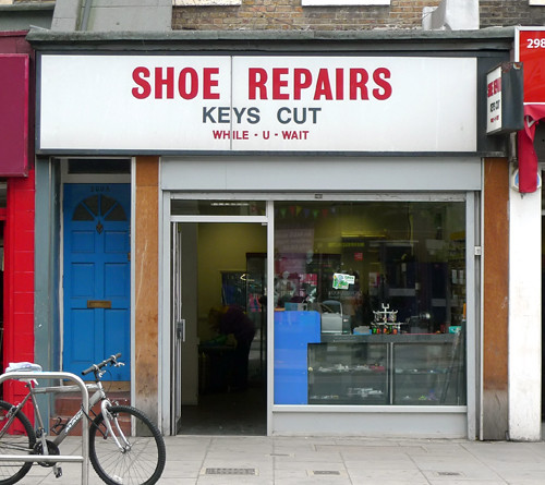 Shoe Repairs In Haverhill