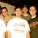 E.M.P Project in the studio - 2002.
