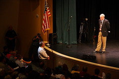 Town Hall Meeting with Congressman Baird | by r.whitlock