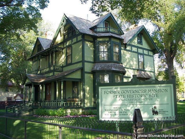 Former North Dakota Governors' Mansion - Bismarck, North D…   Flickr