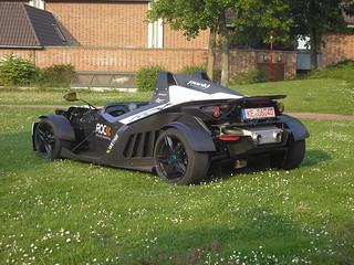 KTM X-Bow | by ND722 photography