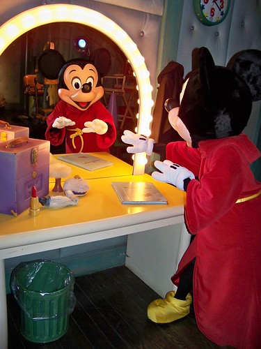 Sorcerer's Apprentice Mickey plays in the Fantasia Room! | by Castles, Capes & Clones