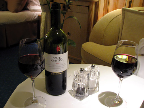 photo - Dinner in Suite - The Wine | by Jassy-50