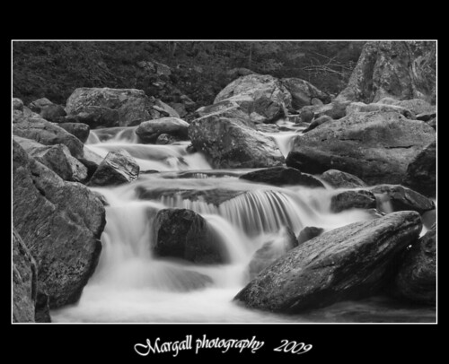 b&w river - long exposition | by www.gallettomarco.it