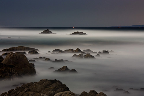 Monterey Moonlight | by AGrinberg