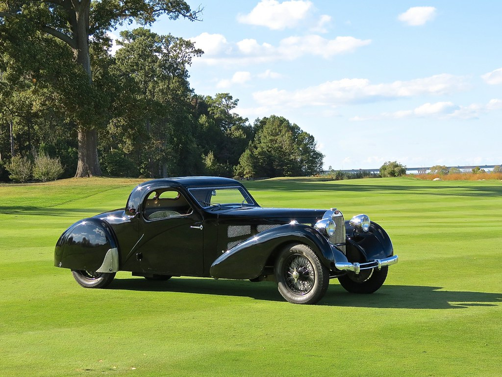 Bugatti Type 57 Atlante St. Michaels 11