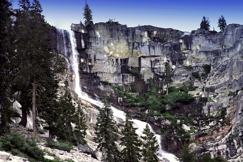 Grizzly Falls -- Trinity Alps Wilderness | by Beyond the Trail