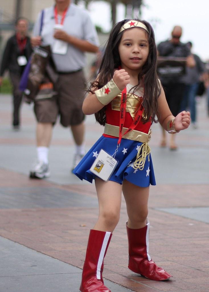 Little Wonder Woman | Nathan Rupert | Flickr