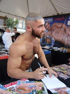 FRANCOIS SAGAT - FOLSOM STREET FAIR 2009 - ( safe photo ) | by addadada