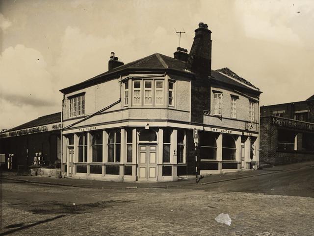 016352 The Globe Pub Railway Street Newcastle Upon Tyne