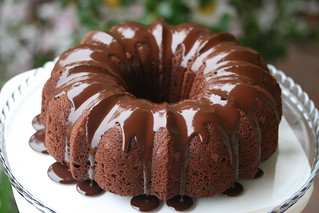 Martha Stewart Chocolate Bundt - I Like Big Bundts | by Food Librarian