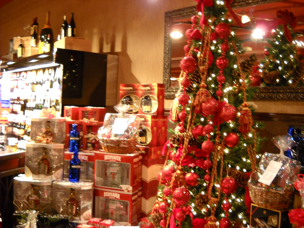 christmas liquor display mbk marjie flickr