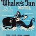 Whaler's Inn Anaheim matchcover