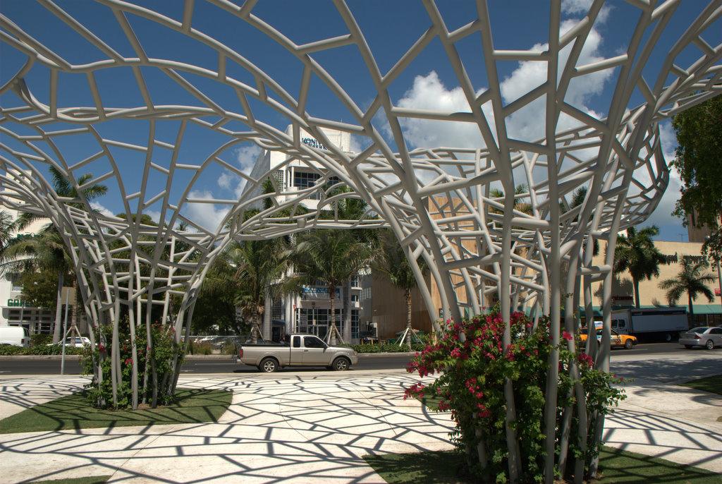 Miami Beach Soundscape Lincoln Park Miami Beach Lincoln Park