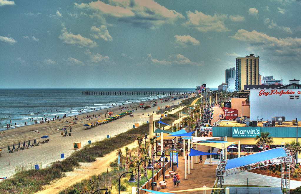 What Is The Grand Strand In Myrtle Beach