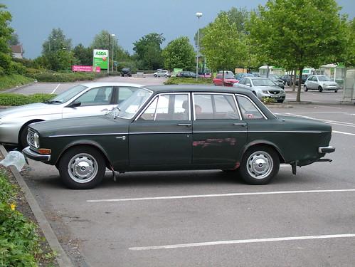 1970 Volvo 144 1970 Volvo 144 1986cc Kenjonbro Flickr