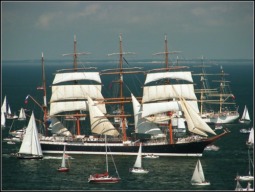 The Tall Ships' Races Gdynia 2009 - Седов (Sedov, Siedow) | by aga_urb
