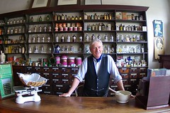 The Chemist Shop, Black Country Museum | by imaginedhorizons