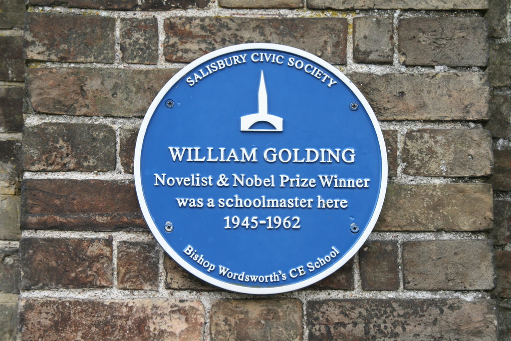 the message of william golding in William golding was born on september 19, 1911, in cornwall, england although he tried to write a novel as early as age twelve, his parents urged him to study the.