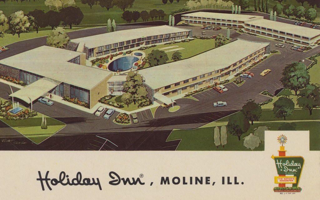 Holiday Inn - Moline, Illinois