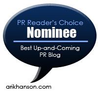 Best Up-and-Coming PR Blog | by Narciso17