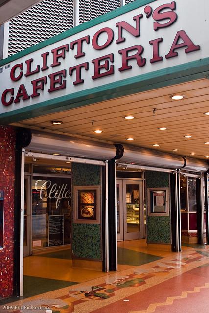Clifton S Cafeteria Menu Yelp