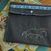 HANDMADE HOME : ezra's letter satchel