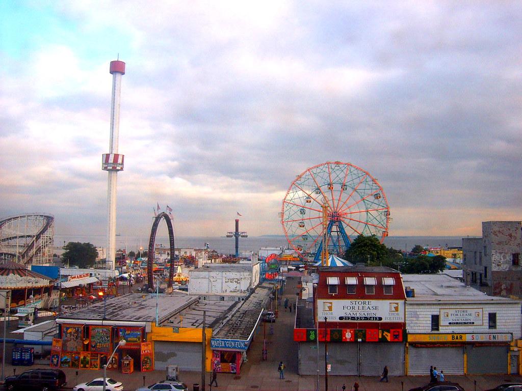 Coney Island Dmv Renovation