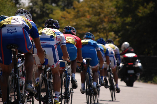 Japan cycle road race tour 2009 #9 | by musumemiyuki