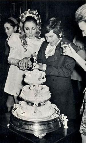Polanski tate wedding cakes