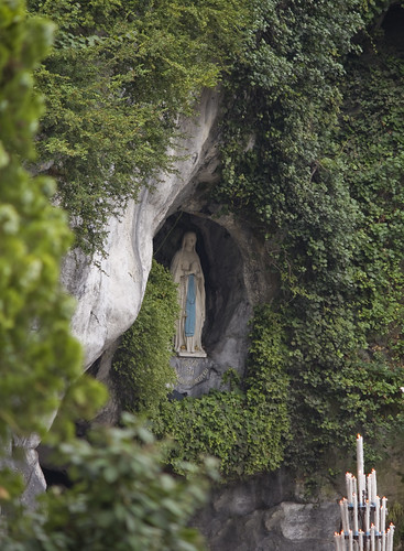 Our Lady of Lourdes | by Lawrence OP