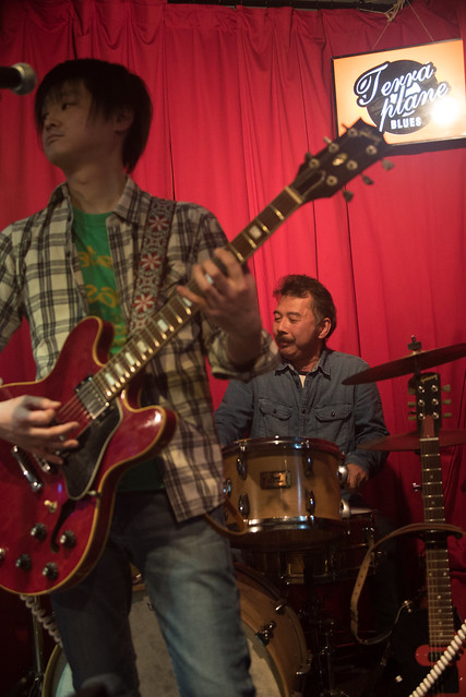 T.G.I.F. Blues Session at Terraplane, Tokyo, 10 Feb 2017 -00091