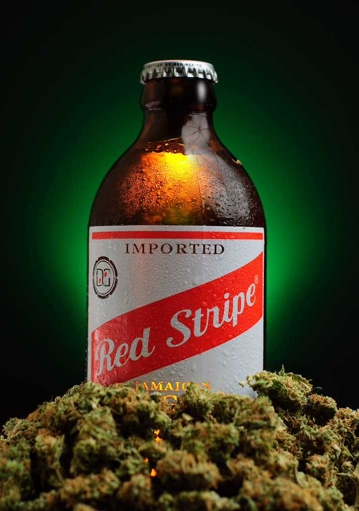 The Eagle Brewery Red Stripe 4.7% (68/100)